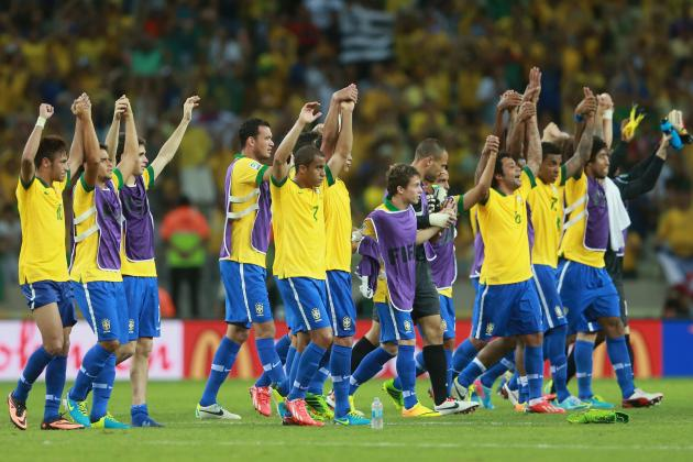 Italy vs. Brazil: Date, Time, Live Stream, TV Info and Preview