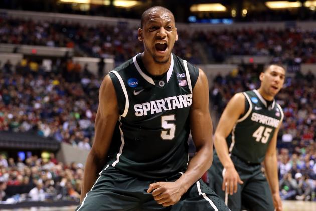 Michigan State Has Chance at Greatness If Adreian Payne Embraces Role as Star