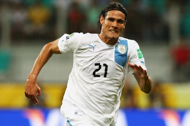 Cavani Agent Set for Euro Tour