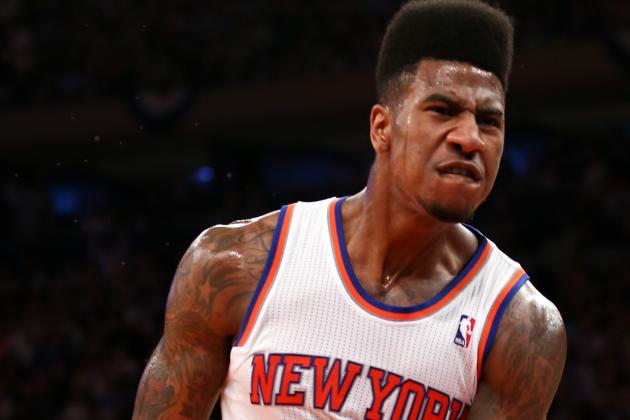 Iman Shumpert, Chris Smith to Play for Knicks' Summer League Team