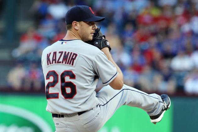 Is The End Near For Scott Kazmir?