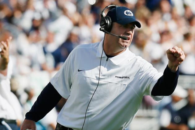 O'Brien's $1M Raise Won't Stop Penn State Coach from Going to NFL, But it Helps