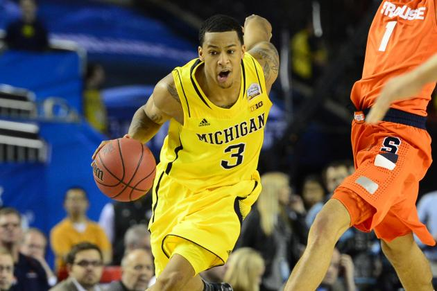 Trey Burke Eager to Guard D. Rose in NBA