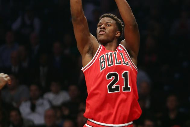 Jimmy Butler Credits D-Rose for His Emergence