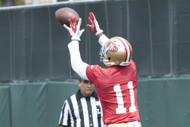 Patton Soaks Up Knowledge from 49ers Veterans