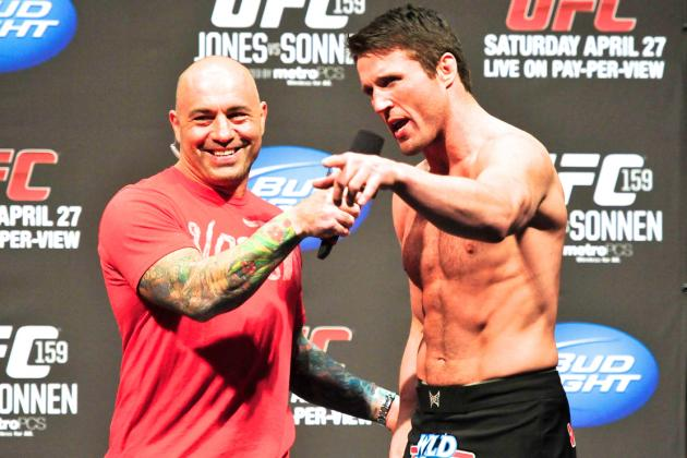 Sonnen: 'Little Chicken Belly Nog' Pulled 'Scumbag Move' in Not Fighting Shogun