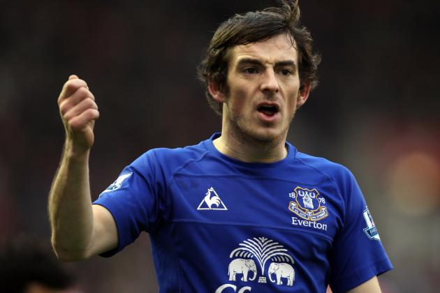 Manchester United Transfer News: Man U Must Outflank Everton for Leighton Baines