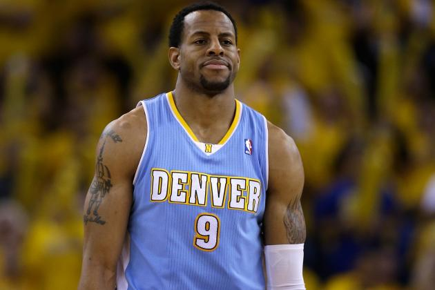 New Nuggets GM Makes Iguodala Priority
