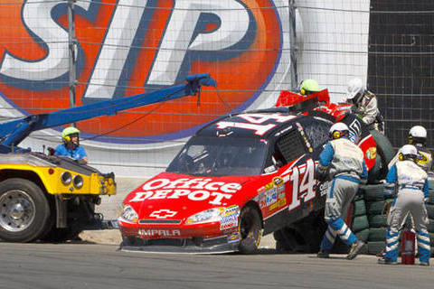 12 Memorable NASCAR Moments at Sonoma Raceway