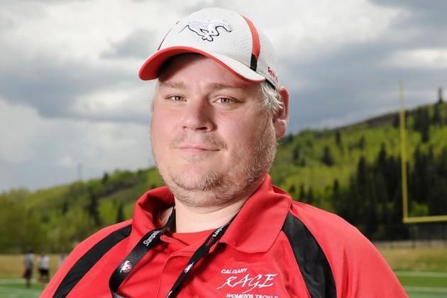 Chris Rudd Brings Coaching Acumen to Ambitious Calgary Rage Franchise