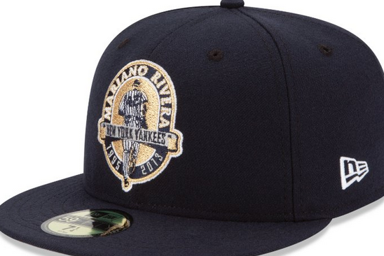 New Era to Sell a Special Edition Mariano Rivera Cap