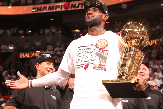 Why LeBron's Second Title Was His Greatest Achievement Yet