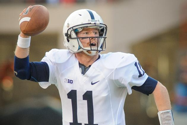 No Big Ten Offense Played Faster Than Penn State Last Season, Metric Shows