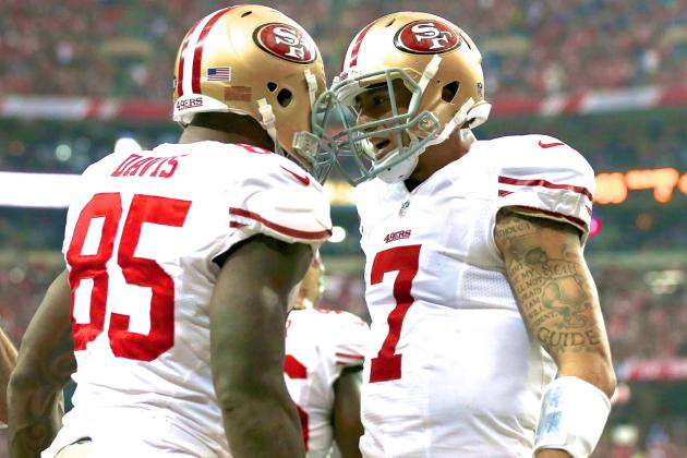 NFL Study Hall: Examining Colin Kaepernick's Development and Vernon Davis' Role