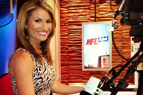Nicole Zaloumis Brings Experience and Strong Female Presence to NFL Network