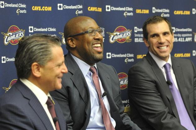 Rumor: Cavs Talking Trade with Dallas to Move Up for No. 13 Pick