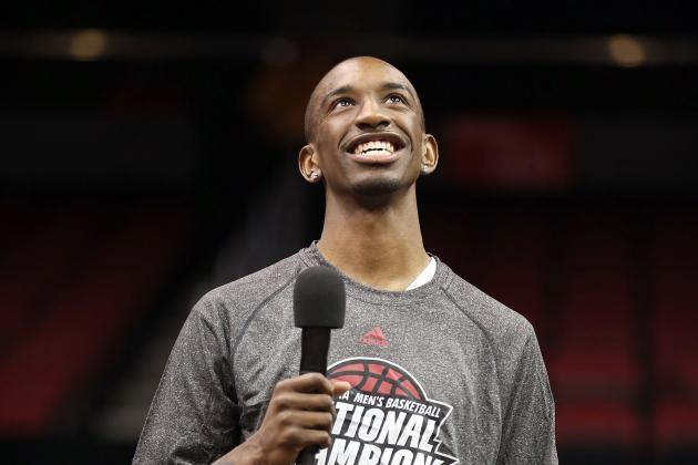 Russ Smith Wins Big East Scholar-Athlete Sports Excellence Award
