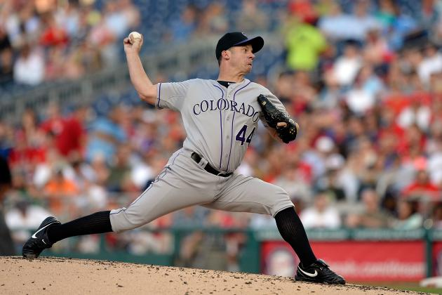 Roy Oswalt Proves He Has Plenty Left in the Tank to Impact the NL West Race
