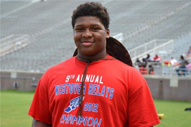2015 5-Star Trenton Thompson Reveals Favorites, Compares Himself to Warren Sapp