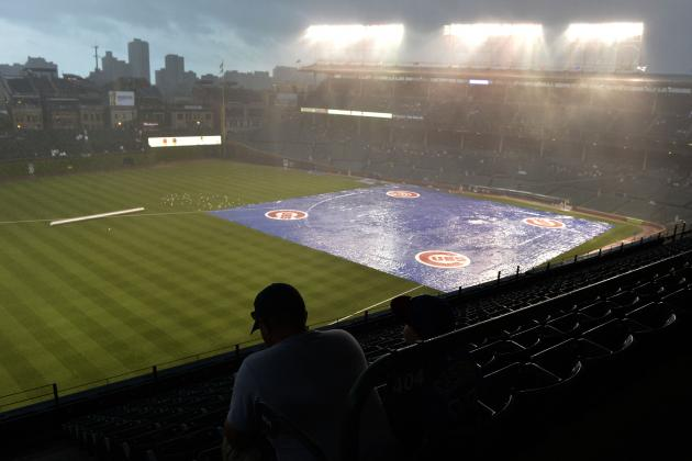 Start of Astros-Cubs Officially Delayed