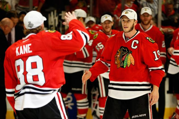 Revitalized Toews and Kane Present a New Problem for Boston Bruins
