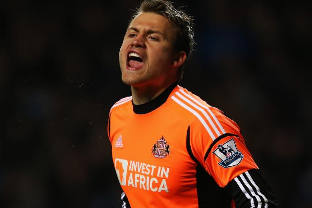 Liverpool Agree Fee with Sunderland for Goalkeeper Simon Mignolet