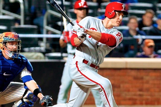 Chase Utley Injury: Updates on Phillies Star's Oblique