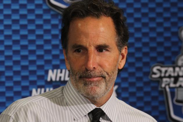 Report: Tortorella to Be New Canucks Coach