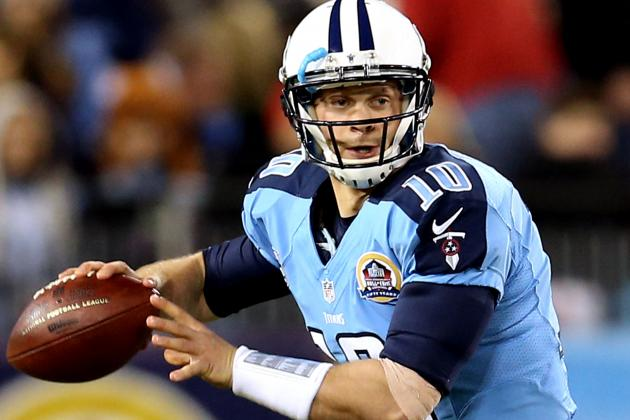 Tennessee Titans Admire Jake Locker, but Is He a Franchise QB?