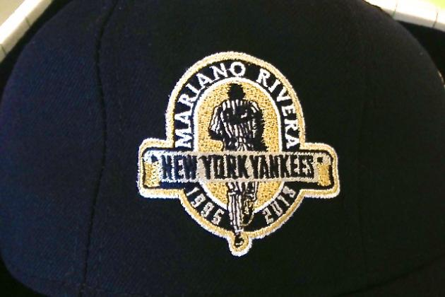 New Era to Release Mariano Rivera Commemorative Cap for Final Season
