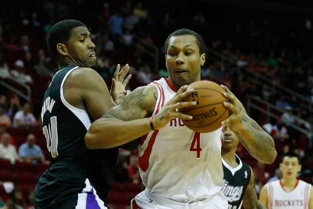 Greg Smith Can Develop into a Key Role Player for the Houston Rockets
