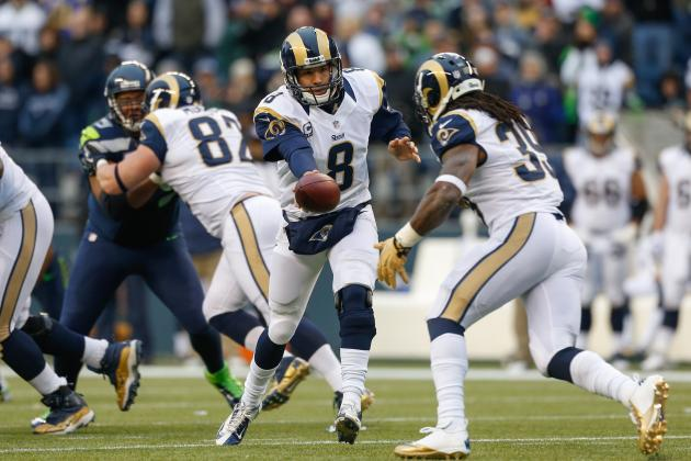 Must Win Games for the St. Louis Rams in 2013