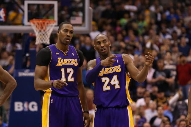 Can Kobe Bryant Still Be Lakers' Best Player for LA to Be Title-Worthy Team?