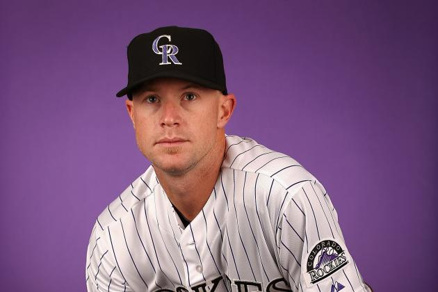 Rockies Designate Logan Kensing for Assignment