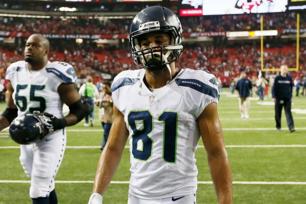 Will Golden Tate Be out of the Seahawks' Price Range?