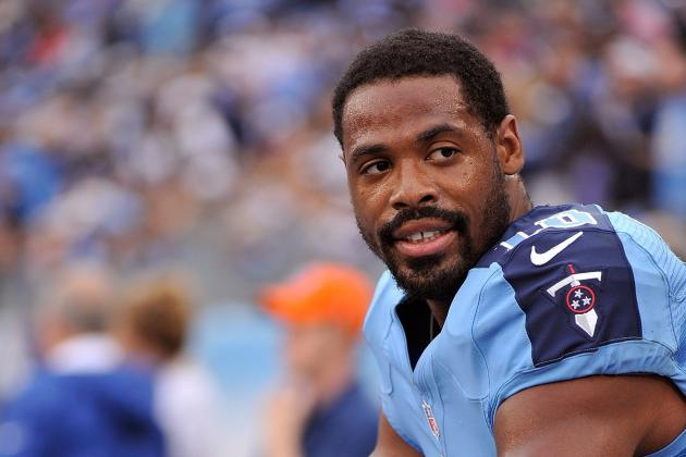 Kenny Britt Taking Fresh Approach to Fitness