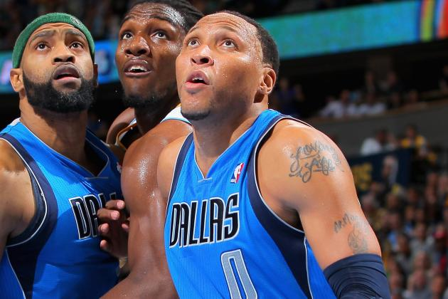 Cavs, Mavs in 'Serious' Talks About Shawn Marion