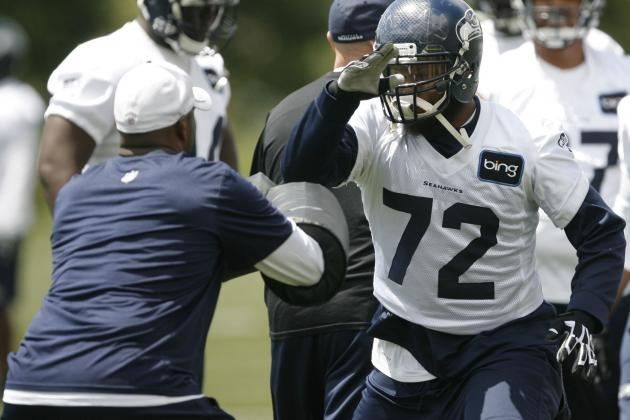 New DE Michael Bennett on Workouts: 'This Pace Is Crazy'