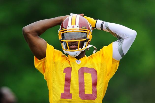 Washington Redskins: Robert Griffin III Hits Milestone in Path to Recovery