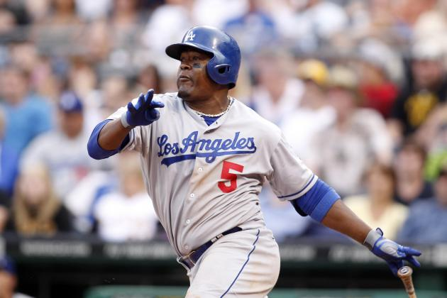 Juan Uribe: Where Has the Los Angeles Dodgers' Third Baseman Found His Success?