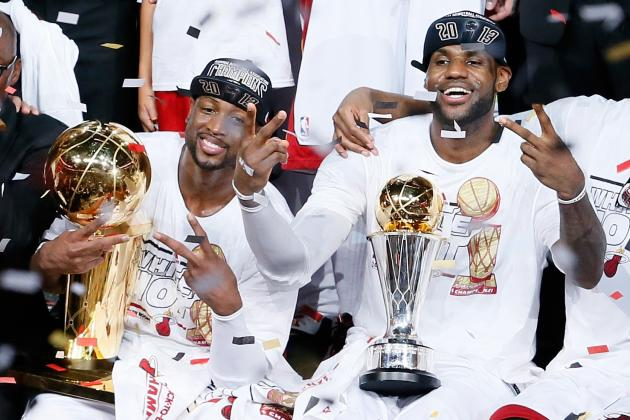NBA Finals Game 7 Draws 2nd Largest TV Audience in 15 Years