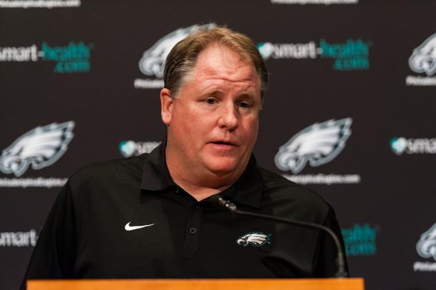Philadelphia Eagles: Contrasting the Coaching Styles of Chip Kelly and Andy Reid