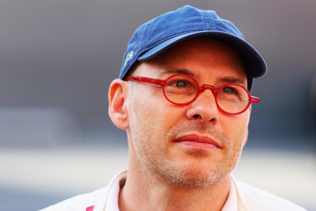 Drivers Hope Jacques Villeneuve Stays on Track
