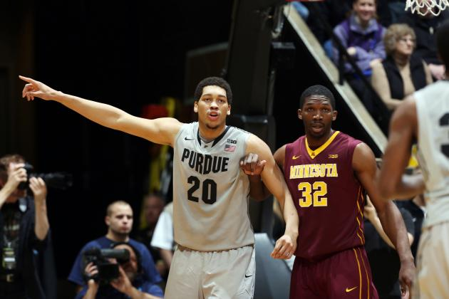 Purdue's Hammons Elevating His Game During the Summer