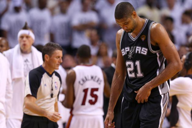 Does NBA Finals Loss Harm Tim Duncan's Legacy?