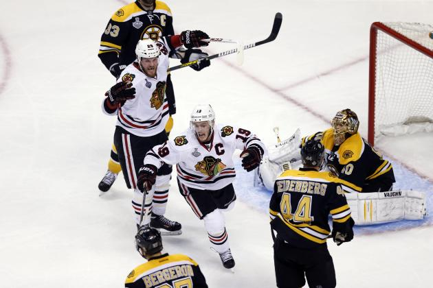 Stanley Cup Final 2013 Schedule: Viewing Guide to Bruins vs. Blackhawks Game 5
