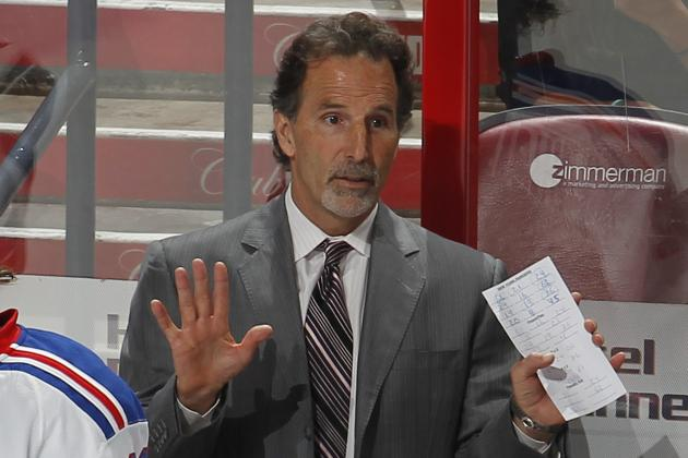 Report: Canucks Expected to Hire Torts