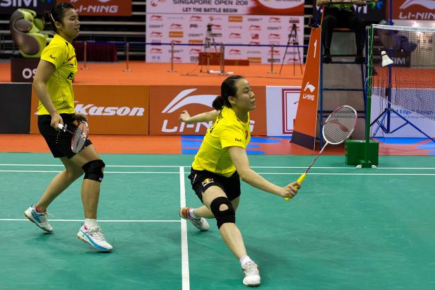 Singapore Badminton Open 2013: Saturday's Schedule for Prestigious Tournament