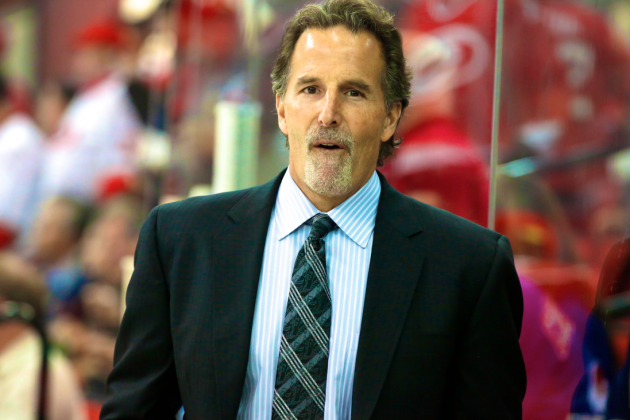 Vancouver Canucks Hire John Tortorella as Head Coach