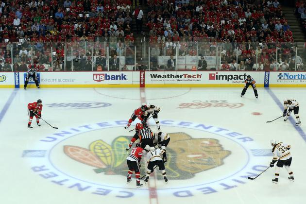 Stanley Cup Final 2013: Can The Blackhawks Keep Up Their Game 5 Magic?